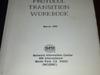 Internet Transition Workbook